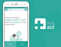 2015: First Aid mobile app (Pierwsza Pomoc)