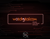wotdigital.com • Brand identity • Logo