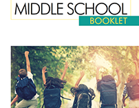 Middle School Booklet Recruitment
