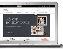 Digital: Paper Culture brand