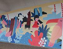 Mural (Restauração's Street)