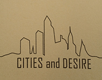 Cities and Desire French Fold Book