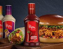 Bijan Food Packaging Design