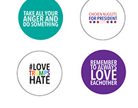 Election Response Buttons