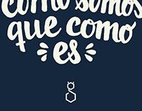 El Gato y La Caja - Lettered Quotes