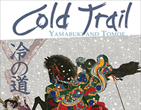 Cover design for Cold Trail