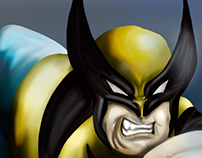 Fat Hero / Wolverine
