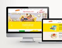 Milkana Contest-site