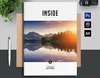 Portfolio / Photobook Template