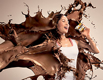 "Kowloon Dairy ""ChocoWave"" Campaign"