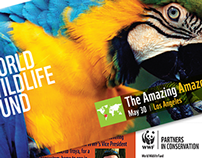 World Wildlife Fund – Event Direct Mail + Email