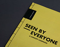 Seen By Everyone: Publication