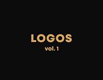 Lettering Logos Vol. 1