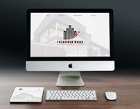 81 - Web Design - Triangle Home