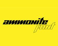 AMMONITE - FREE ENERGETIC DISPLAY FONT