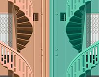 GRAPHIC DOOR