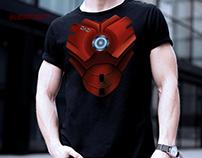 Second T-shirt design: I love you 3000.