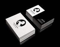 Free Corporate Style Business Card - Free!