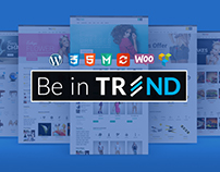 TREND - Responsive WooCommerce WordPress Theme