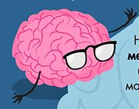 Neuromarketing infographic
