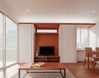 Interior Visualization 1705A