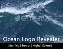 Ocean Logo Revealer