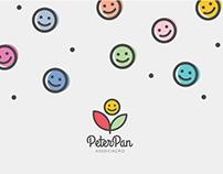 Associação Peter Pan - Redesign Identidade Visual