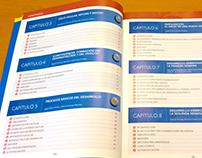 Diseño editorial. Libro: Embriología Humana