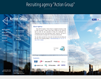 "Recruiting agency ""Action Group"""