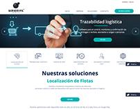 Waypoint - Sitio Web