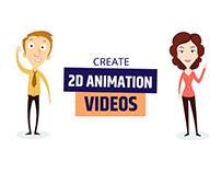 2D Animation Videos