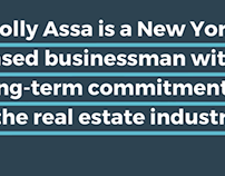 Q&A with Solly Assa on Entrepreneurship and Real Estate