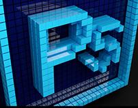 Adobe系列像素体/The Pixel of Adobe