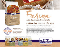 Spigadoro /Advertising Page