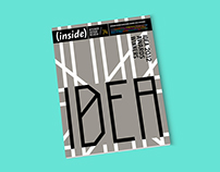 INSIDE MAGAZINE 74 - IDEA SECTION