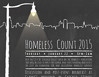 Homeless Count 2015