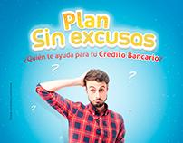 Socialmedia - Plan sin excusas