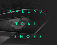 TRAIL SHOES CONCEPT // KALENJI