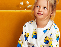 Minions x H&M Kids Collection