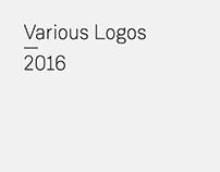 Various Logos | 2016