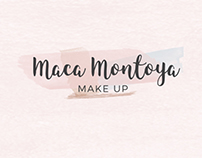 Make Up Maca Montoya