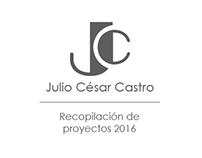 Recopilación de proyectos 2016