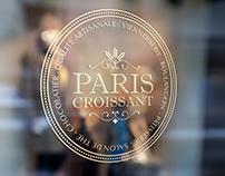 PARIS CROISSANT - DESIGN GLOBAL