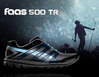 PUMA Fass500 Performance Trail Running Shoe