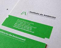Instituto do Ambiente Identity