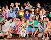 Reserva Fashion Rio -Família é o novo cool S/S 2013