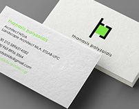 Business card/ Identity