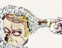 Editorial illustration: Project Artichoke