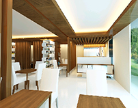 INTERIOR DESIGN | RESTAURANT INTERIOR