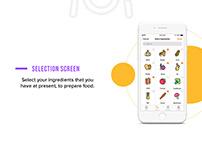 IOS Cooking App